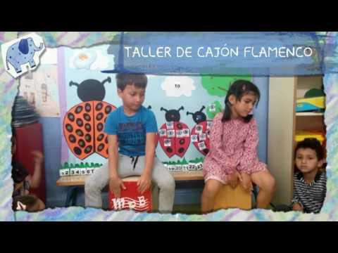 TALLER DE CAJÓN FLAMENCO