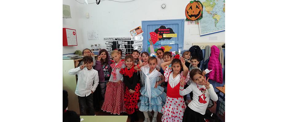 Día de flamenco