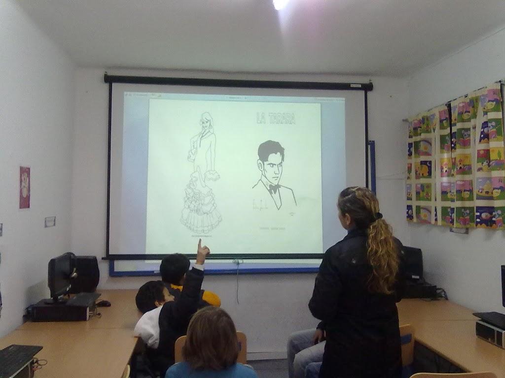 Taller de Federico García Lorca