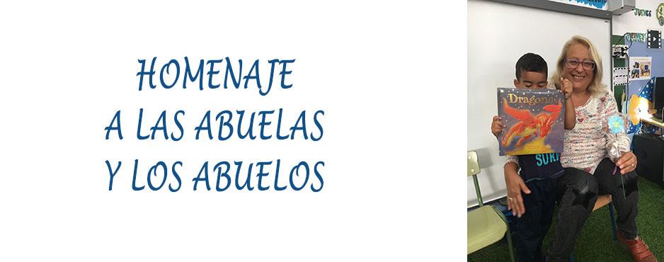 HOMENAJE A LOS ABUELOS Y ABUELAS
