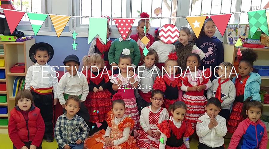 TALLERES DE FAMILIAS: Cuenta cuentos de Andalucía