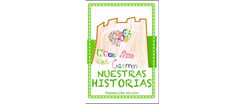 LIBRO DE 6° E.P  » Nuestras historias»