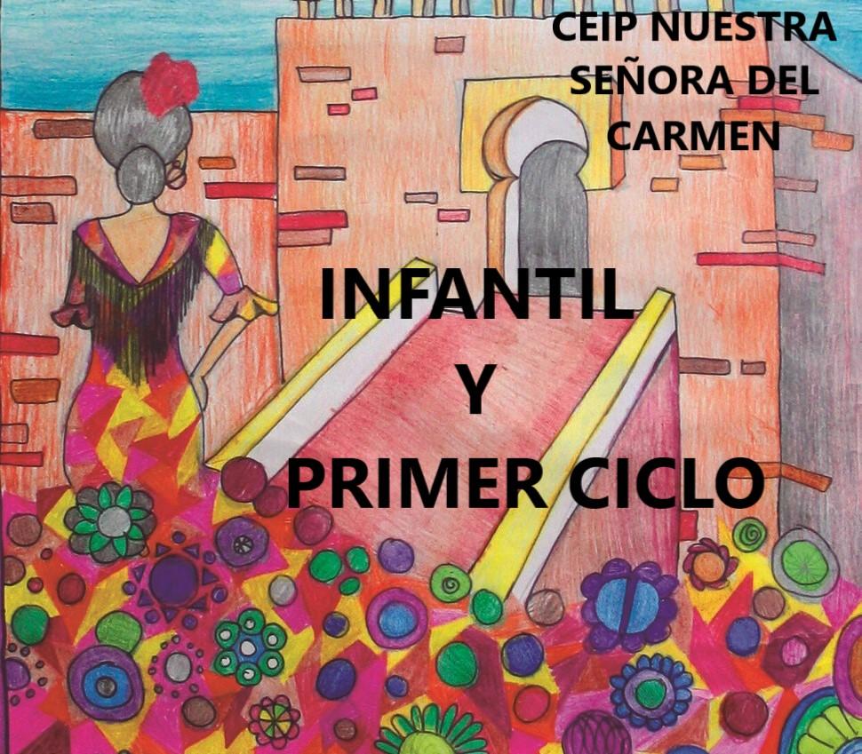 """CONOCEMOS.....A CARMEN AMAYA """" LA CAPITANA """" (INFANTIL Y 1° CICLO)"""