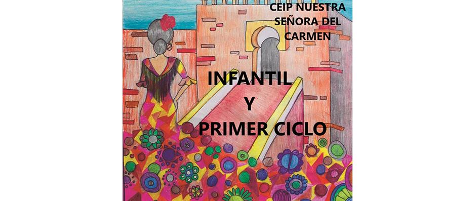 """CONOCEMOS…..A CARMEN AMAYA """" LA CAPITANA """" (INFANTIL Y 1° CICLO)"""