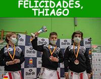 Felicidades, Thiago
